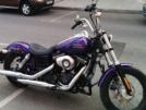 Harley-Davidson FXDB Street Bob 2014 - Мотоцикл