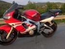 Yamaha YZF-R6 2001 - Рысь