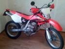 Honda XR250R 2003 - Хисп