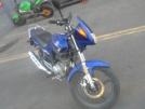 Yamaha YBR125 2013 - Синий