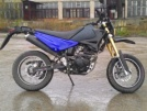 Baltmotors Motard 200 DD 2012 - motard