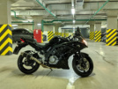 Suzuki SV650 2009 - motorcycle