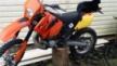 KTM 300 EXC 2006 - Рыжий кот
