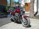 Honda CB750F2 1995 - Старушка