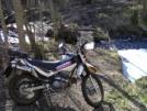 Kawasaki KL250GE Super Sherpa 2004 - Шерпа