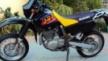 Suzuki DR650 1996 - мот
