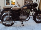 MZ ES250 1963 - франк