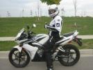 Honda CBR125R 2007 - Ушастик