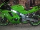 Kawasaki ZX-6R 1996 - Гринписс