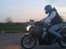 Honda CBR250R 2012 - первый