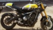 Yamaha XSR900 2016 - Харли Квинн