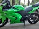 Kawasaki 250R Ninja 2012 - Улитка