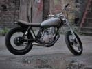 Yamaha SR400 2001 - Yamaha SR400