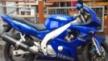 Yamaha YZF600R Thundercat 2001 - Кот-Обормот