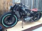 ИЖ 350 1947 - боббер