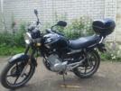 Yamaha YBR125 2012 - ямаха