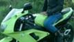 Kawasaki ZXR400 1997 - Жаба