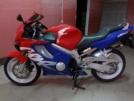 Honda CBR600F4 1999 - Лисичка
