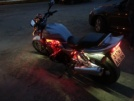 Honda CB1300 Super Four 2002 - Моя прелесть
