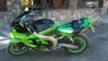 Kawasaki ZX-6R 2001 - Моя Жаба
