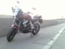 Kawasaki Versys 2012 - Вишневый