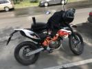 KTM 690 ENDURO R 2017 - кот