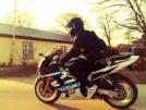 Suzuki GSX-R600 2003 - Мой мотоцикл