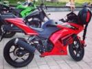 Kawasaki 250R Ninja 2012 - Дружок