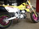 Suzuki DRZ400SM 2004 - motocikl