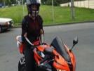 Honda CBR600RR 2008 - Хондочка