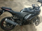 Kawasaki 250R Ninja 2012 - Тарахтелка