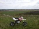 Kayo CRF801-7L Classic 140cc 2012 - Телега