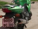 Yamasaki Scorpion 2011 - зеленый