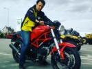 Ducati Monster 695 2006 - Ред