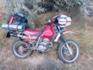 Honda XR250R 1995 - НЛО