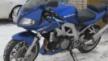 Suzuki SV1000S 2003 - Синий литр