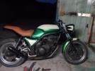 Yamaha SRX400 1986 - сайрекс