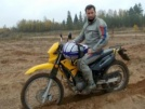 Qingqi QM200GY 2008 - желток