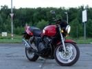 Honda CB400 Super Four 1994 - Сибиша