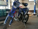Yamaha WR450F 2010 - Бешеная Маха