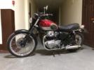 Kawasaki W650 2006 - мой мотоцикл