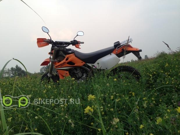 мотоциклы kawasaki klx