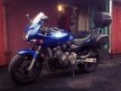 Honda CB600F Hornet 2001 - Мопед