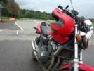 Honda CB400 Super Four 1994 - Красный