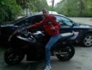 Honda CBR1100XX Super Blackbird 1997 - Чёрная пуля