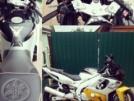 Yamaha YZF600R Thundercat 2000 - Ежик