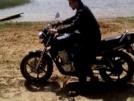 Honda CB500 1993 - Сибишка