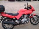 Honda CB500 1999 - Сибишка
