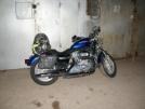 Harley-Davidson XL 883L Sportster 883 SuperLow 2006 - Хэдэ