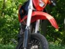 Honda XR400SM 2006 - Красный